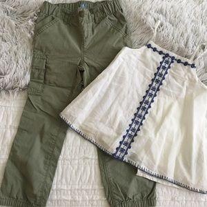 Gap Outfit Pants & Tank